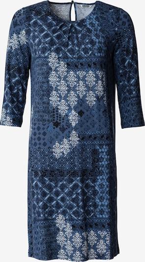 Indiska Jurk 'Cossete' in de kleur Blauw / Wit, Productweergave