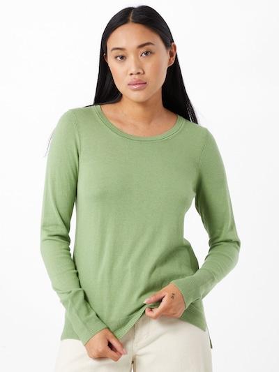 ESPRIT Sweter w kolorze trawa zielonam, Podgląd na modelu(-ce)