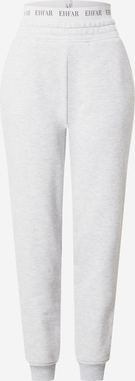 ABOUT YOU Limited Pantalon 'Luisa' en gris chiné, Vue avec produit