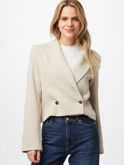 10Days Blazer in beige, View model