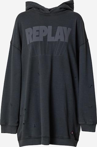 Sweat-shirt REPLAY en noir