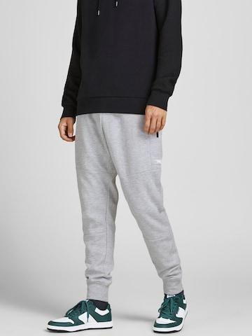 Pantaloni 'Will Jair' di JACK & JONES in grigio