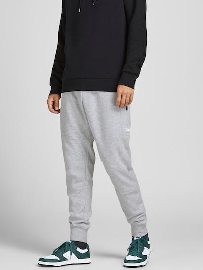 Pantaloni JACK & JONES pe gri deschis, Vizualizare model