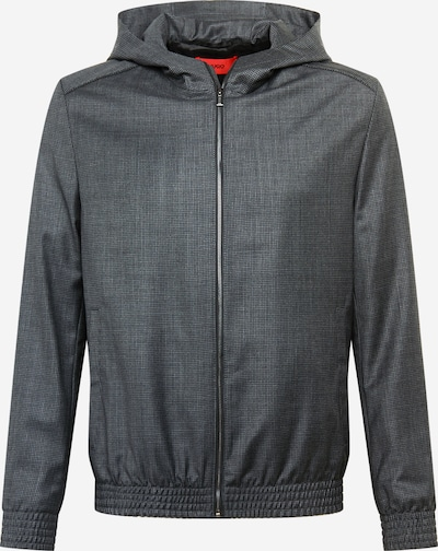 HUGO Prijelazna jakna 'Hatric2041' u siva, Pregled proizvoda