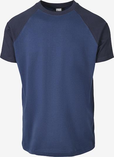 Urban Classics T-Shirt in blau, Produktansicht