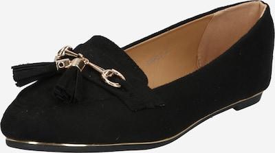 Papuci de casă 'MARLO' Raid pe auriu / negru, Vizualizare produs