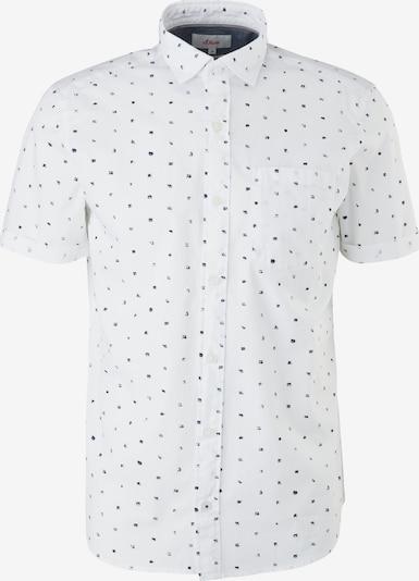 s.Oliver Košile - černá / bílá, Produkt