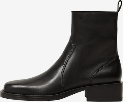 MANGO Ankle Boots 'Silvio' in Black, Item view