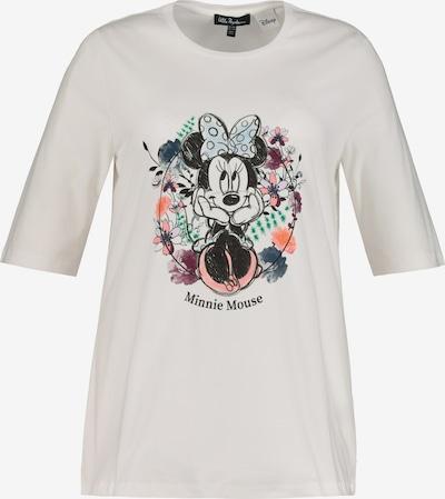 Ulla Popken Shirt in weiß, Produktansicht