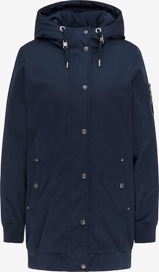 DreiMaster Maritim Winterjacke in nachtblau, Produktansicht
