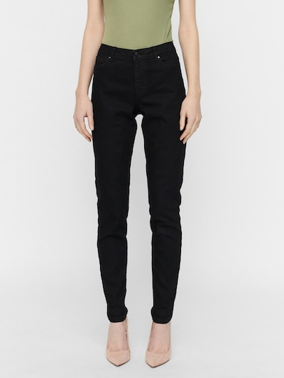 VERO MODA Jeggings 'Judy' in black, View model