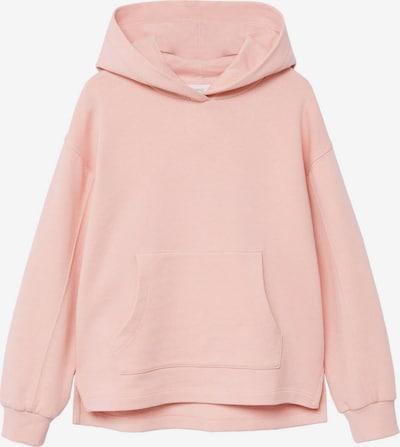 MANGO KIDS Sweater majica 'Praga' u roza: Prednji pogled