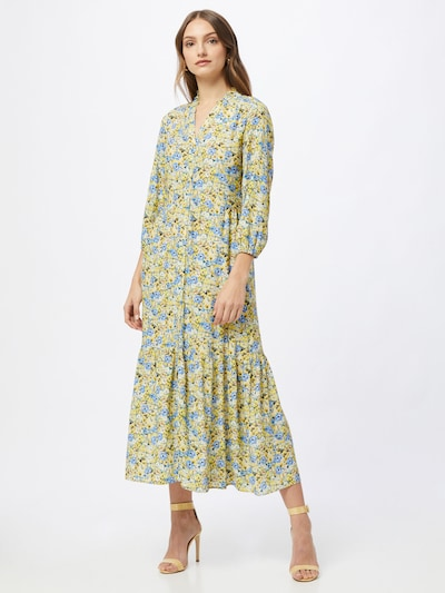 Rich & Royal Kleid in gelb / mischfarben, Modelansicht