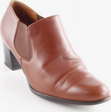 Luftpolster Dress Boots in 38 in Brown