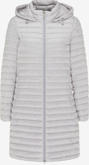 Palton de primăvară-toamnă Usha pe gri deschis, Vizualizare produs