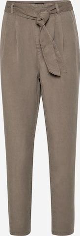 Pantalon à pince VERO MODA en gris