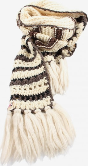 Nolita Scarf & Wrap in One size in Cream / Brown, Item view