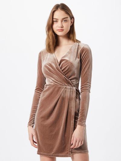 mbym Kleid 'Madena' in hellbraun, Modelansicht