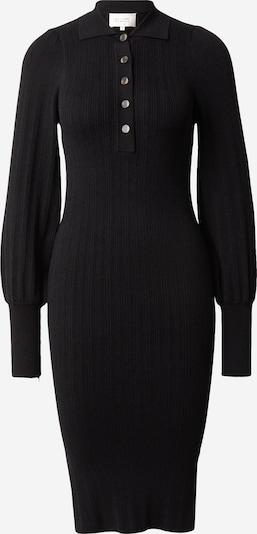 Rochie tip bluză SECOND FEMALE pe negru, Vizualizare produs