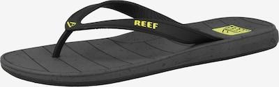 REEF Strand-/badschoen ' Switchfoot LX ' in de kleur Geel / Zwart, Productweergave