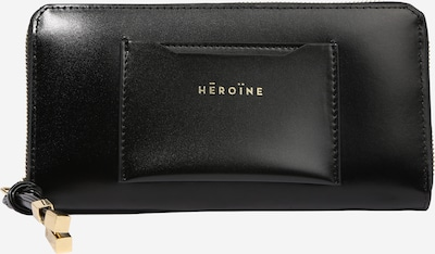 Maison Hēroïne Wallet 'EVA' in Black, Item view
