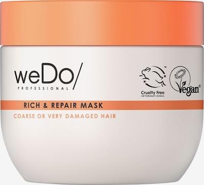 weDo/ Professional Rich & Repair Mask in weiß, Produktansicht