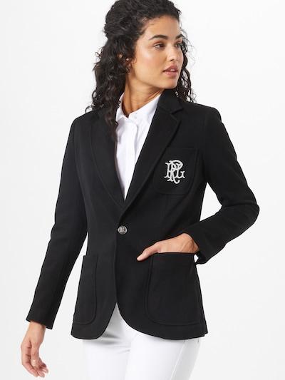 Polo Ralph Lauren Blazer 'Active' in schwarz, Modelansicht