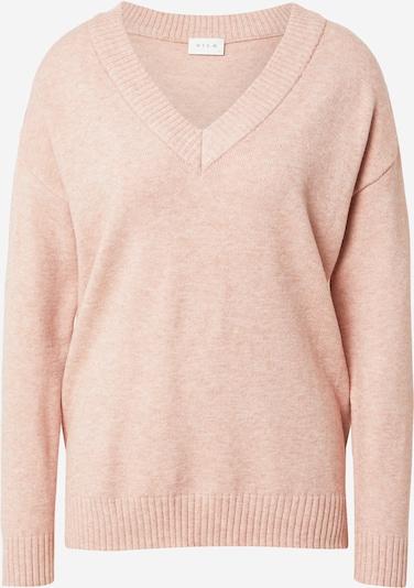 VILA Pullover i overstørrelse i lys pink, Produktvisning