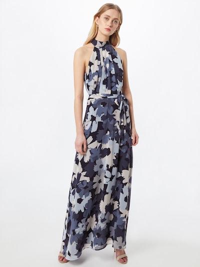 Esprit Collection Jurk in de kleur Navy / Lichtblauw / Donkerblauw, Modelweergave