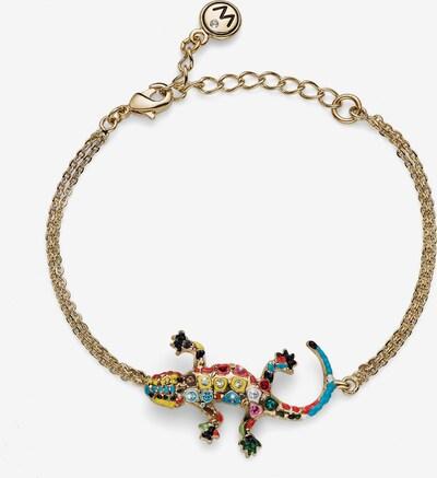 Oliver Weber Armband ''Gaudí Drac in gold / mischfarben, Produktansicht