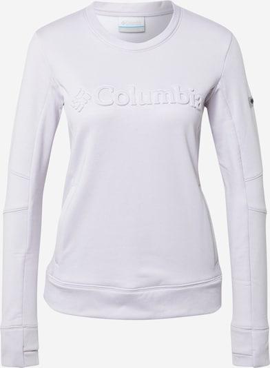 COLUMBIA Sweatshirt 'Windgates' in helllila, Produktansicht