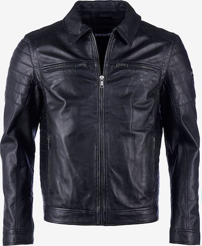BRUNO BANANI Between-Season Jacket in Black, Item view