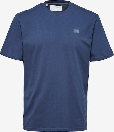 SELECTED HOMME T-Shirt 'Stephen' in cyanblau, Produktansicht