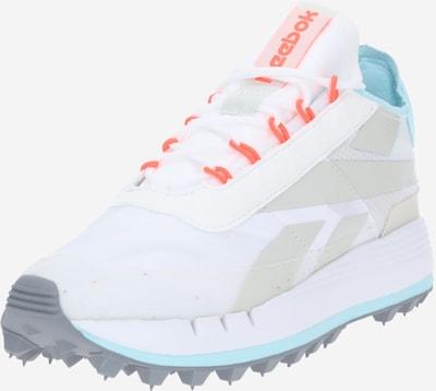 Reebok Classic Sneaker 'Legacy 83' in beige / hellblau / weiß, Produktansicht