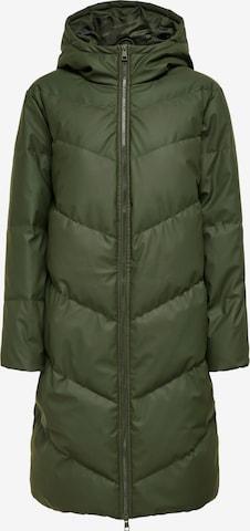 JDY Performance Jacket 'Ulrikka' in Green