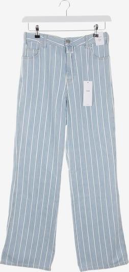 Closed Jeans in 28 in blau / weiß, Produktansicht