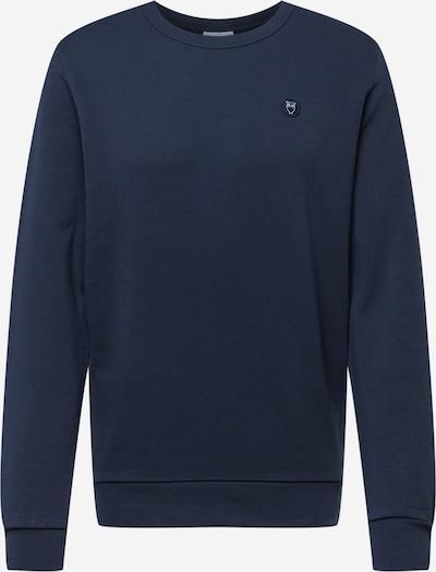 KnowledgeCotton Apparel Sweatshirt i marinblå, Produktvy