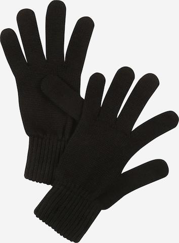 Calvin Klein Jeans Fingerhandschuhe in Black