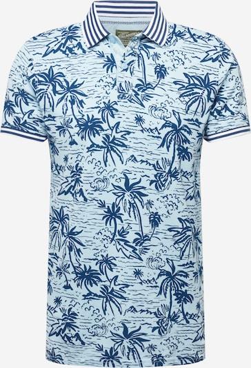 Petrol Industries Shirt in navy / hellblau, Produktansicht