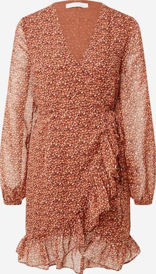 Freebird Obleka | oker / svetlo rumena / temno oranžna / svetlo roza / črna barva: Frontalni pogled