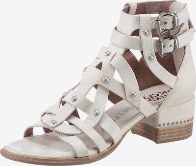 A.S.98 Sandalette in weiß, Produktansicht