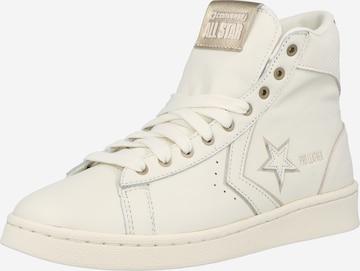 CONVERSE Magas szárú edzőcipők - fehér