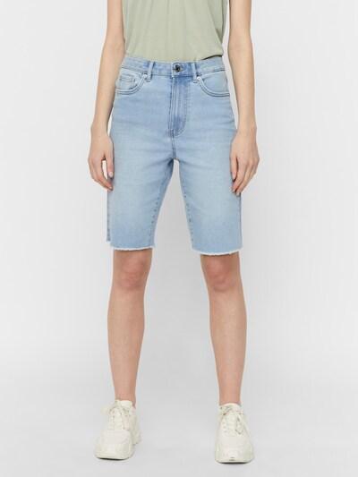 VERO MODA Jeans 'Loa Faith' in hellblau, Modelansicht