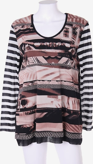 GERRY WEBER Top & Shirt in XXL in Dusky pink / Black, Item view