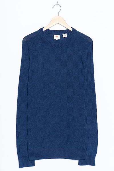 LEVI'S Strickpullover in XL in blau, Produktansicht
