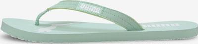 PUMA Sandalen in pastellgrün, Produktansicht