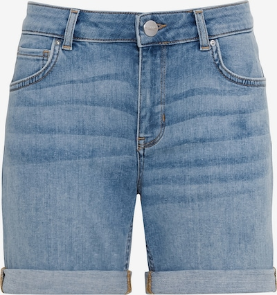 HALLHUBER Shorts in blue denim, Produktansicht