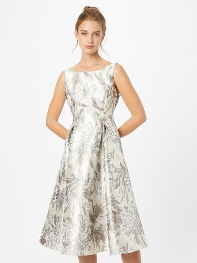 Adrianna Papell Рокля за коктейл в сиво / пудра, Преглед на модела