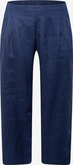 Esprit Curves Pantalon à pince en bleu marine, Vue avec produit
