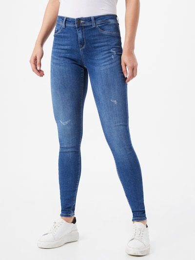 Noisy may Jeans 'Alice' in blue denim: Frontalansicht